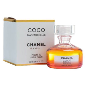 Масляные духи Chanel Coco Mademoiselle, 20 ml