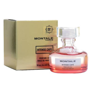 Масляные духи Montale Intense Cafe, 20 ml