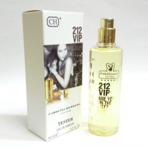 Carolina Herrera 212 VIP Tester, 65 ml
